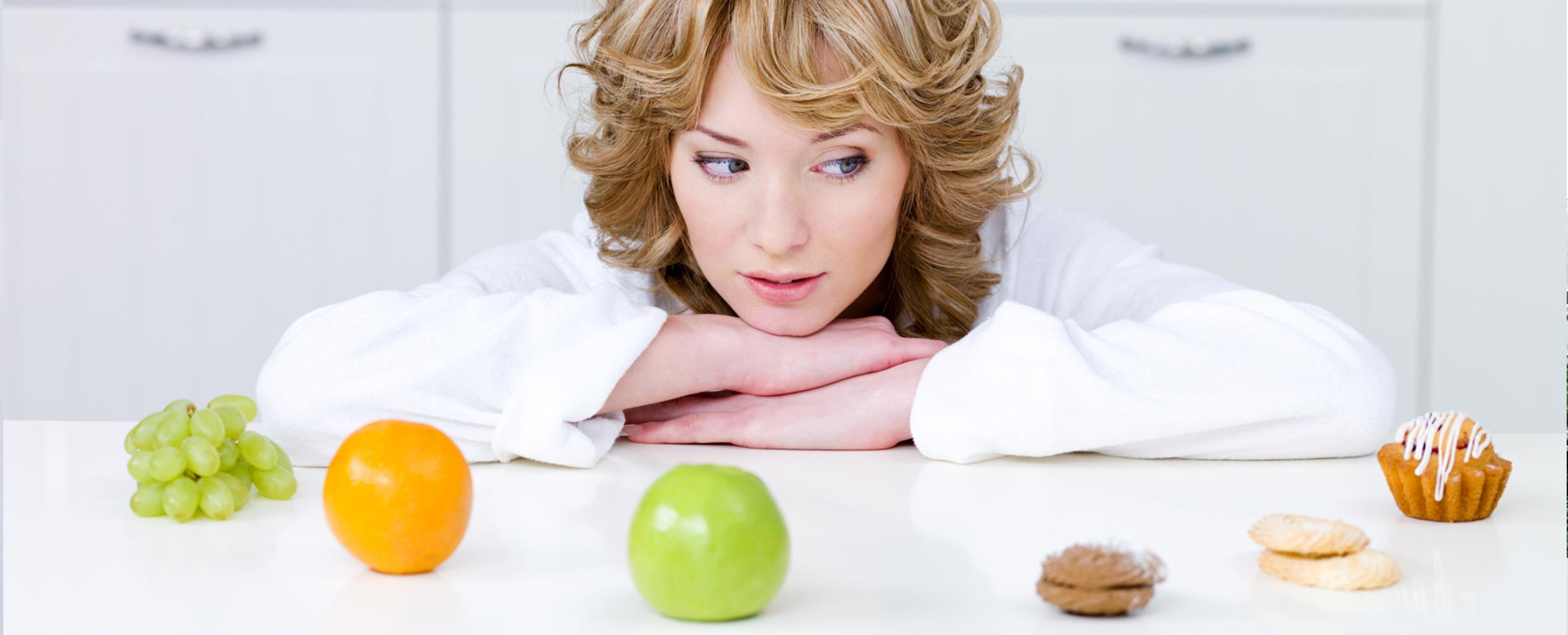 Правильное пищевое поведение