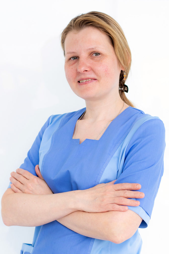 Антохина Галина
