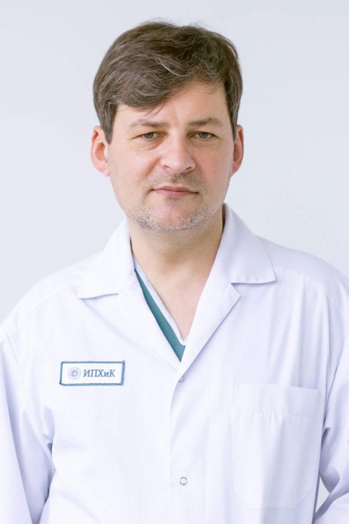 Хирург Владимир Викторович Евдошенко
