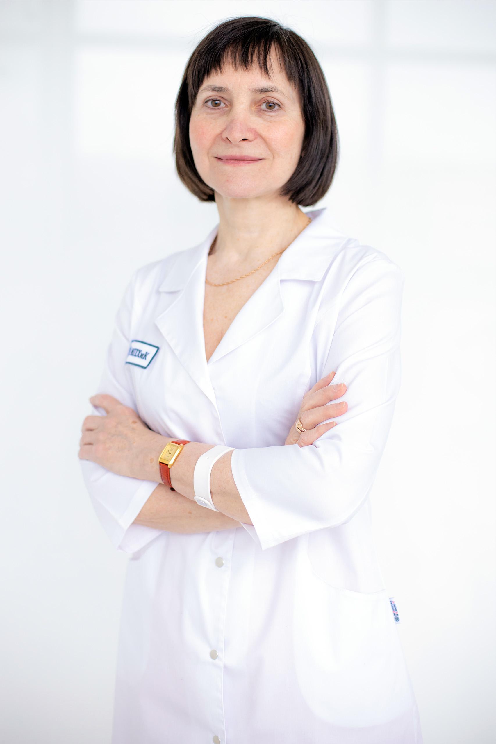 Ястребцова Ирина Викторовна
