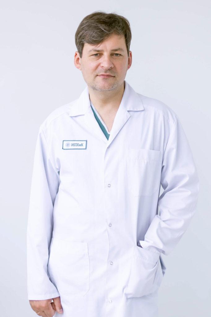 Бариатрический хирург Владимир Викторович Евдошенко